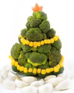 Healthy Xmas Tree